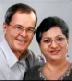 Emrys & Usha Rees / India